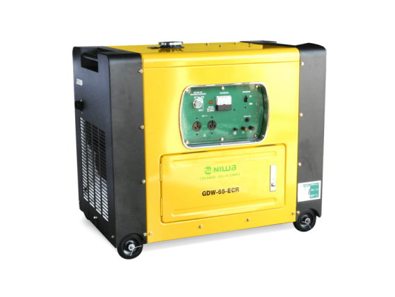 Grupo Electrógeno Diésel Niwa GDW-65-ECR