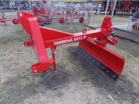 Hoja Niveladora Yomel Terrena 8415