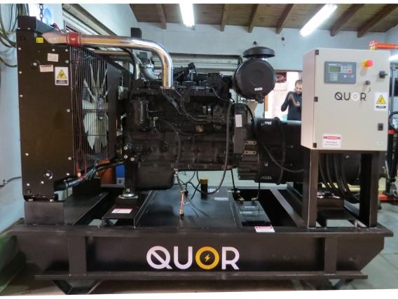 Grupo Electrógeno Diesel 100/ 115 kVA motor IVECO