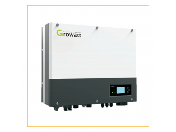 Inversor Solar Monofásico Growatt 5 kW H