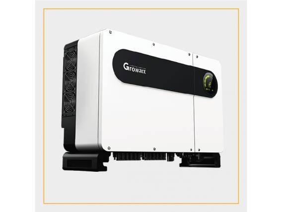 Inversor Solar Trifásico Growatt 50 kW