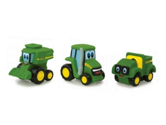 Johnny Tractor And Friends Vehicle Assortment