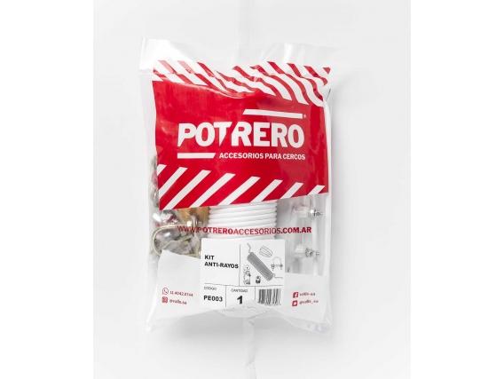 Kit Anti-rayos P/ Electrificador Potrero®