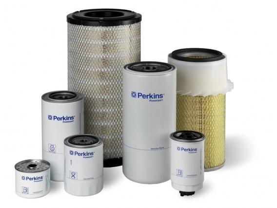 Kit filtros Perkins 1000, 1100, 400