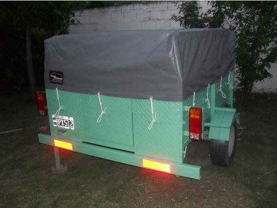 Lona para trailer Lonera Del Centro