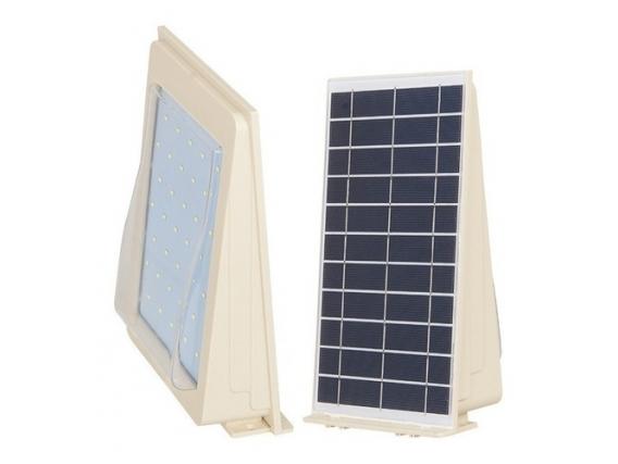 Luz De Pared Solar 5 W Sensor De Movimiento Leblux
