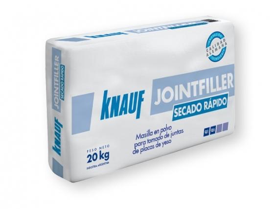 Masilla en polvo Jointfiller Knauf
