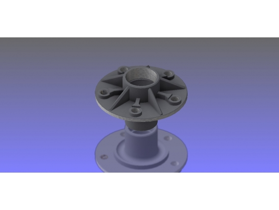 Maza 3-4 centro 150 mm