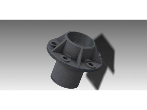 Maza 3-4 centro 92 mm