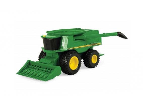Mini Combine With Grain Head