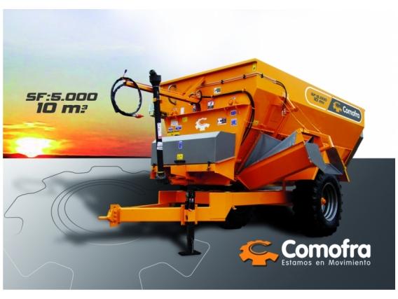 Mixer Horizontal Comofra SF-5000