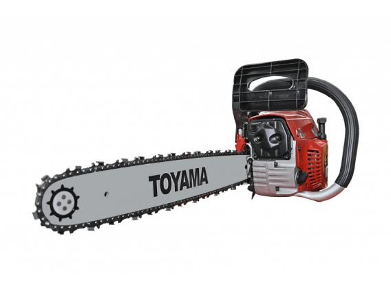 Motosierra Toyama FT 460