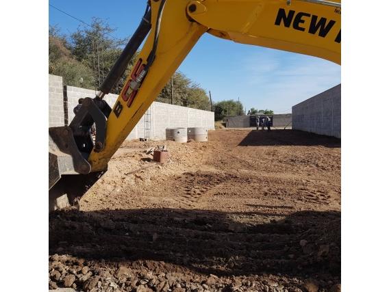 Movimiento de suelos Mucon Constructora