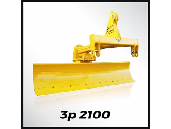 Niveladora 3 Puntos Grosspal 2100