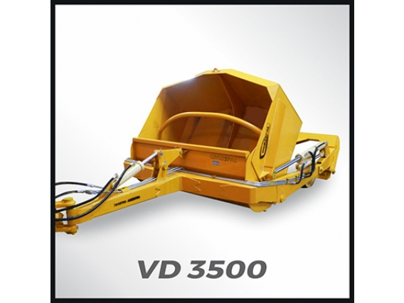Pala Hidráulica Grosspal VD 3500