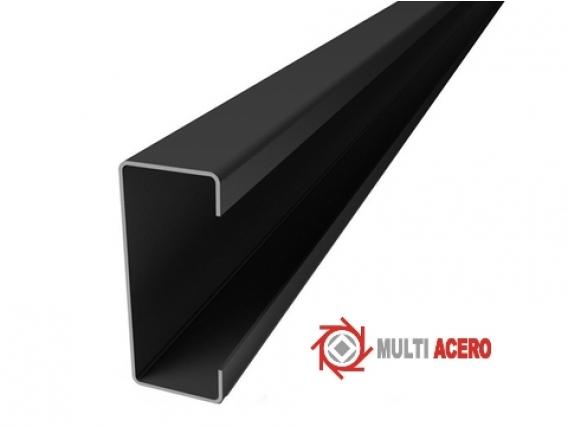 Perfil C Multiacero  160 x 50 x 20 x 2,5 mm LC