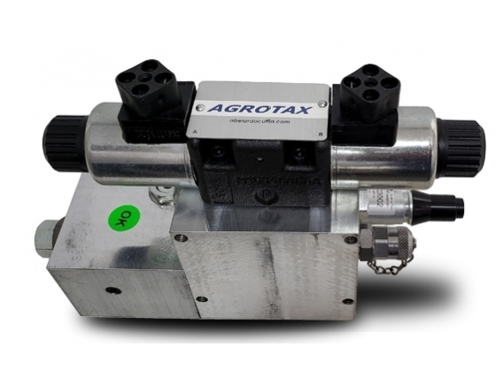 Piloto Automatico Hidraulico Agrotax