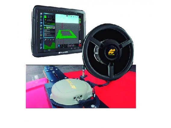 Piloto automatico Topcon con consola  x14