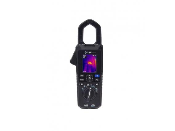 Pinza Amperométrica Flir Cm275 con Cámara Termográfica