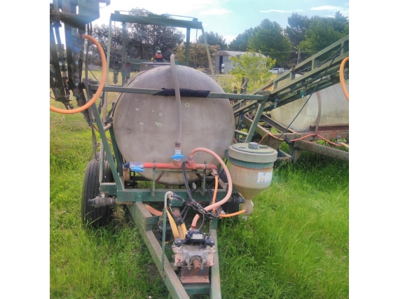 Pulverizador Agro-Dero 2000