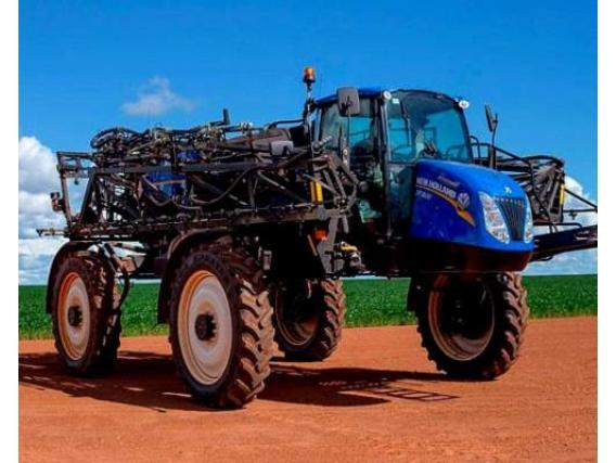 Pulverizador New Holland Defensor SP 3500