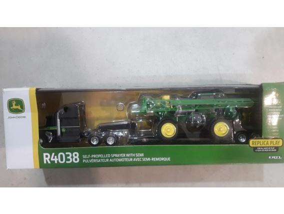 Pulverizadora Con Semi R4038