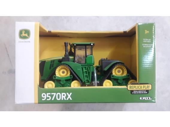 Réplica Tractor 9570Rx John Deere 1:32