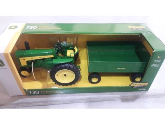 Réplica Tractor 730 John Deere 1:16
