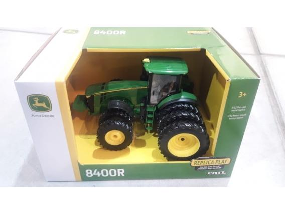 Réplica Tractor 8400R John Deere Escala