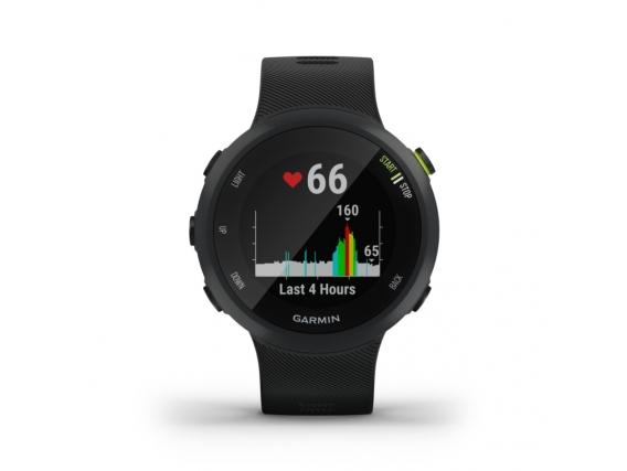 Reloj GPS Forerunner 45 Running Grande Pulsometro Negro
