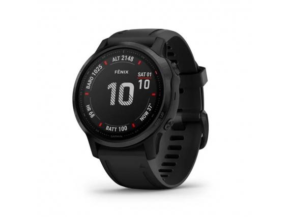 Reloj Garmin Fenix 6 S Pro Negro Mapas Musica GPS Smartwatch