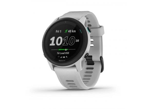 Reloj Garmin Forerunner 745 GPS Musica Altimetro Barometrico Blanco