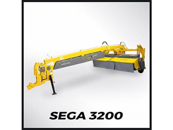 Segadora Acondicionadora Grosspal Sega 3200