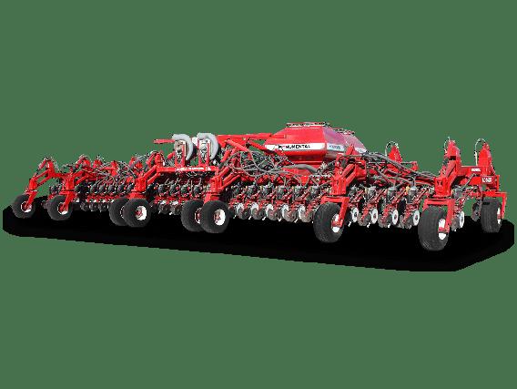 Sembradora Monumental Air Drill 12000 - 43 surcos a 26 cm - 22/52