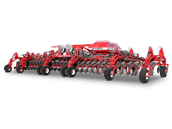 Sembradora Monumental Air Drill 12000 - 65 surcos a 17,50 cm - 33/35