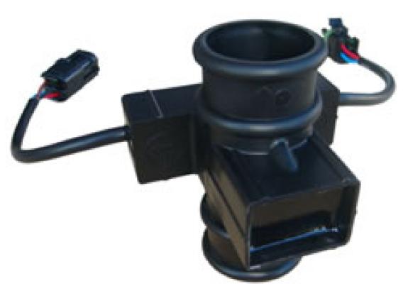 Sensor de Semillas/Fertilizante Infrarrojo de Flujo