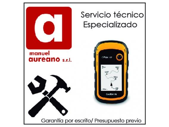Servicio tecnico para GPS