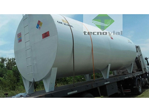 Tanque Aéreo Para Combustible Tecnovial