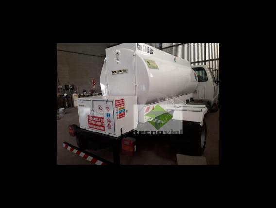 Tanque De Combustible Tecnovial