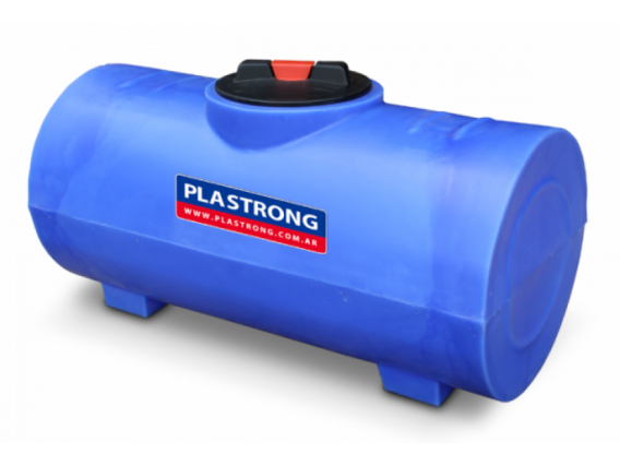 Tanque Horizontal Plastrong 120 L.