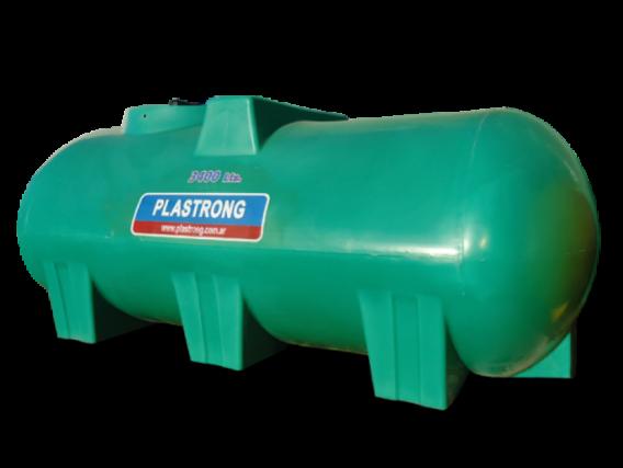 Tanque Horizontal Plastrong de 3.400 Lts