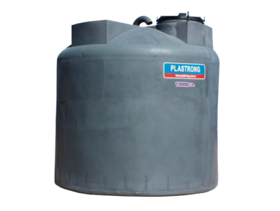 Tanque Vertical Plastrong 10500 L.