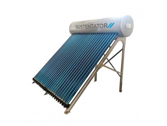 Termotanque Solar Heat Pipe 130 Litros