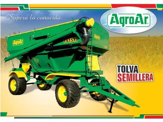 Tolva Agroar TS1513