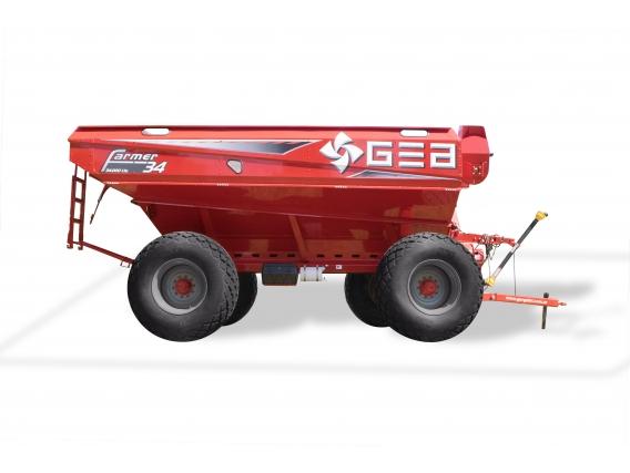 Tolva Autodescargable GEA Farmer 34