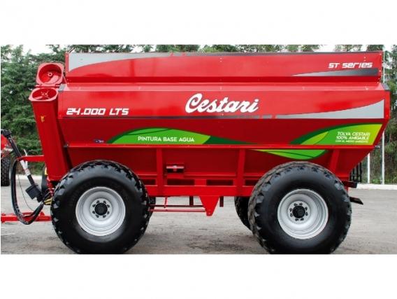 Tolva Cestari Eco-Friendly ST 24.000 L 4R