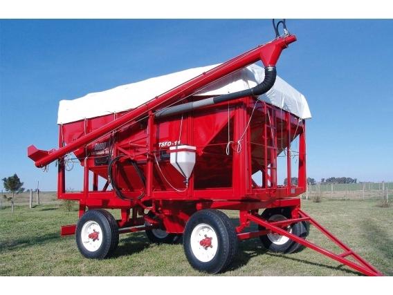 Tolva Para Fertilizantes Y Semillas Ombu TFSO 11