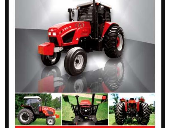 Tractor Agrinar T85- 4STD Todos los Modelos