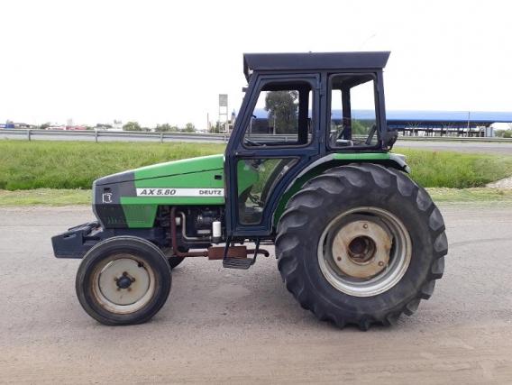 Tractor Deutz AX 5.80 - Año: 1995