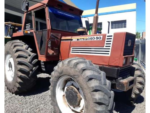 Tractor Fiat 140- 90 DT